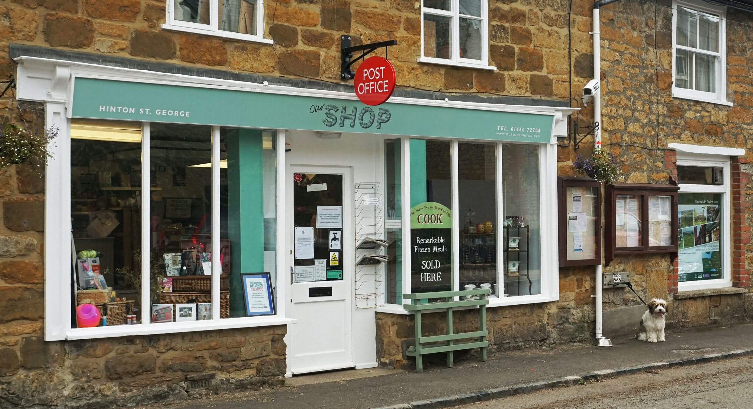 Our Shop & Post Office main image
