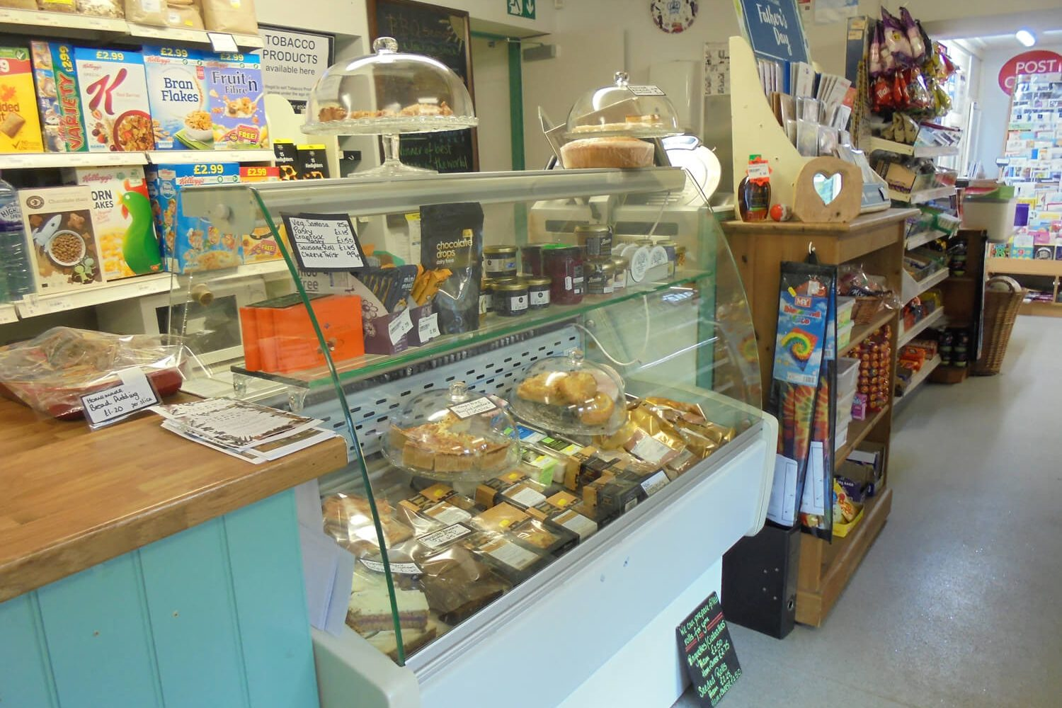 Our Shop deli