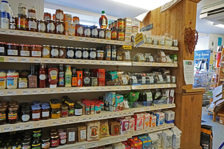 Our Shop jars
