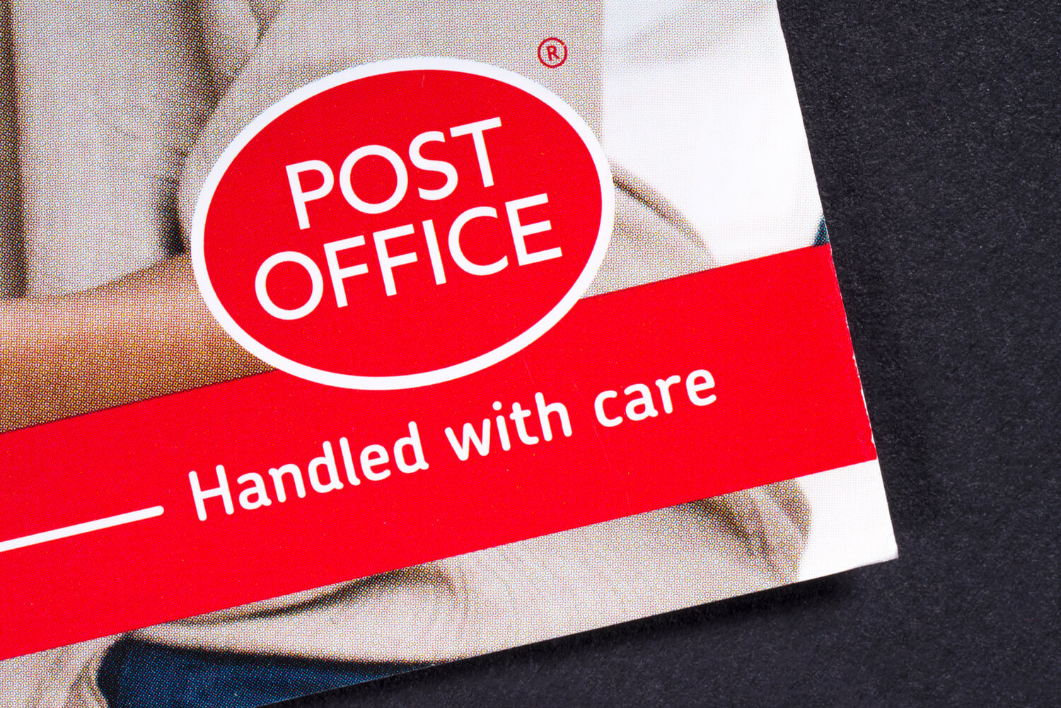 Post Office handled with care